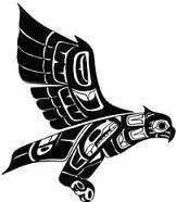 native american tattoos + hawk -