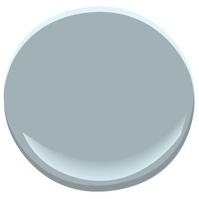 Benjamin Moore Nimbus Gray for living room?
