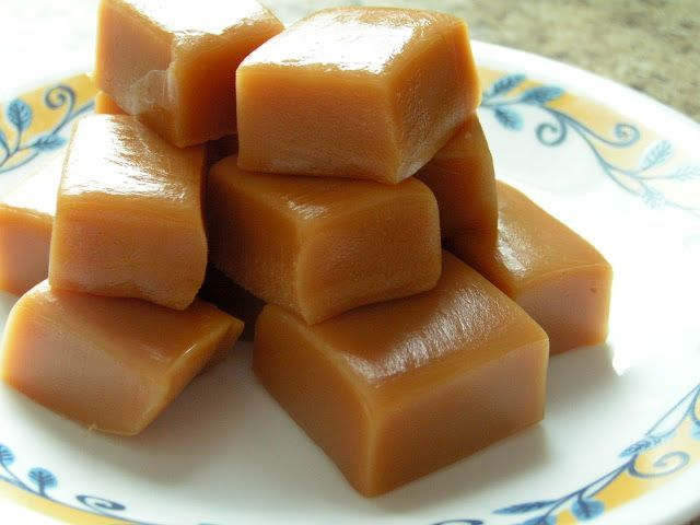 Homemade Caramels. | treats, sweets, and recipes | Pinterest