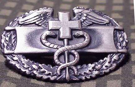 Army flight medic from charlie co sixth battalion 101st airborne
