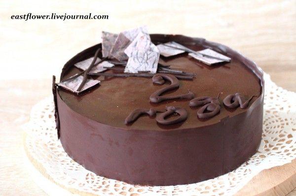 Торт на день рождения ребёнку рецепт