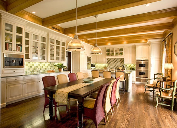 Eat In Kitchen Home Decor Pinterest