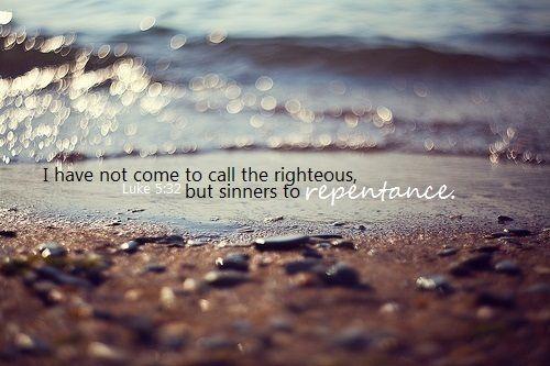 Luke 5:32