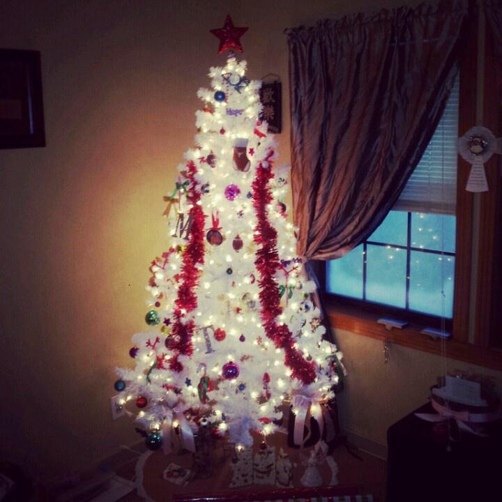 Baseball Christmas tree Softball Pinterest