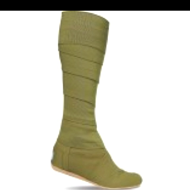 toms wrap boot my style
