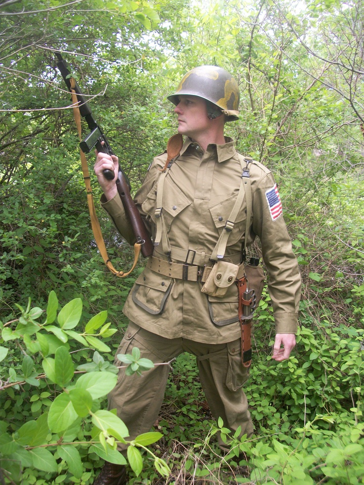 d day paratrooper equipment