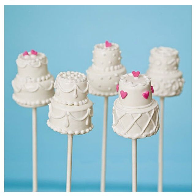 cute cake pops for valentine's day