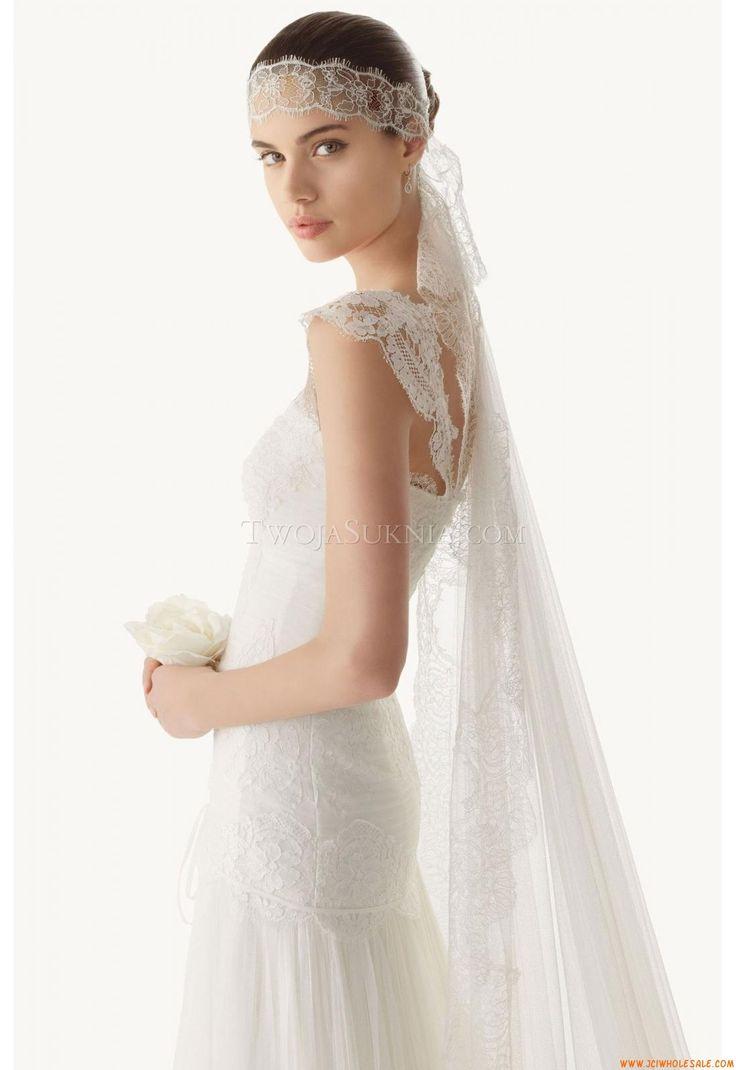 Robe de mariée Rosa Clara 250 Betsy 2013  robe de mariée Haute ...