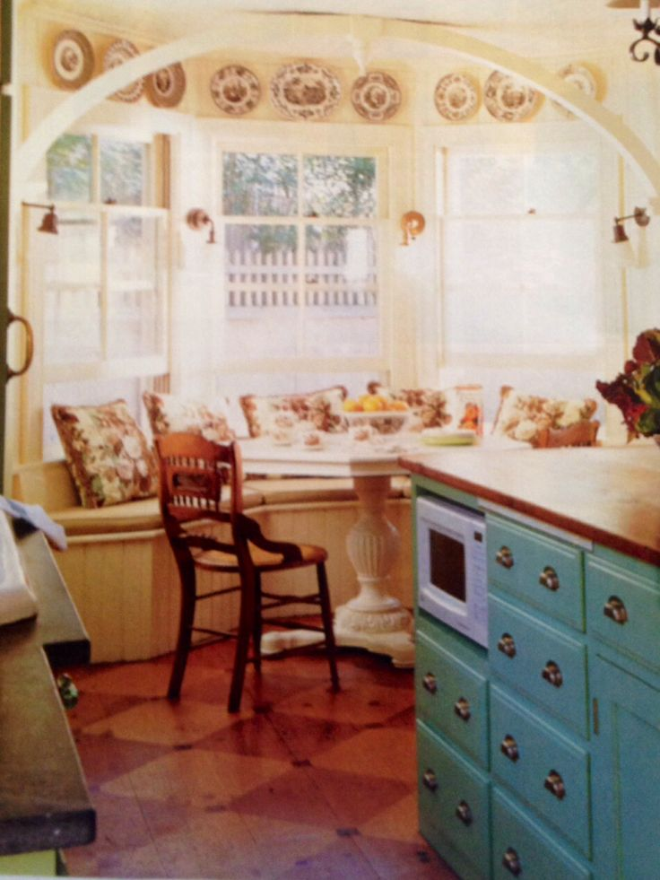 Old fashioned kitchen kitchen decor ideas pinterest - How to decor kitchen ...