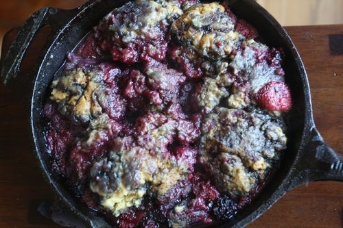 Blackberry Slump via in good taste | B(r)e(a)d and Breakfast | Pinter ...