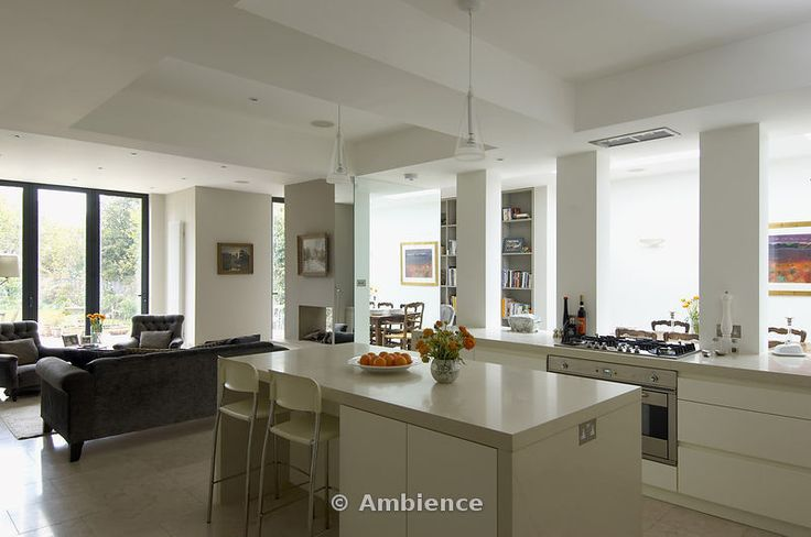 Kitchen Dining Living Richmond Park Road Extension Kitchen Pinterest