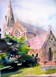 Brookline landmarks 12 watercolors by wendy soneson of brookline