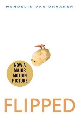 Flipped- amazing book! Wonderful movie!