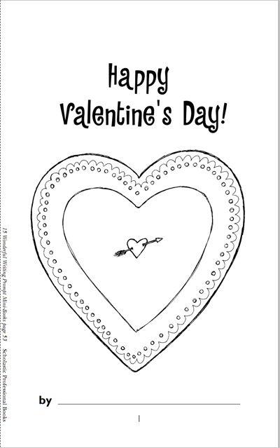 scholastic valentine day mailbox