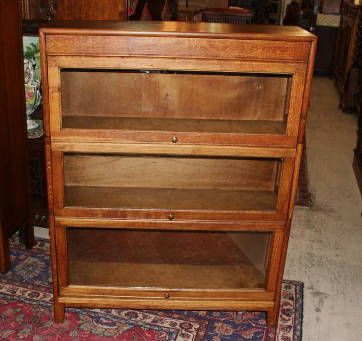 Best 18 Antique Lawyer Bookcase