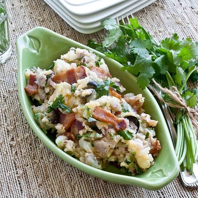 Tomato & Mozzarella Potato Salad With Lemon-Buttermilk ...