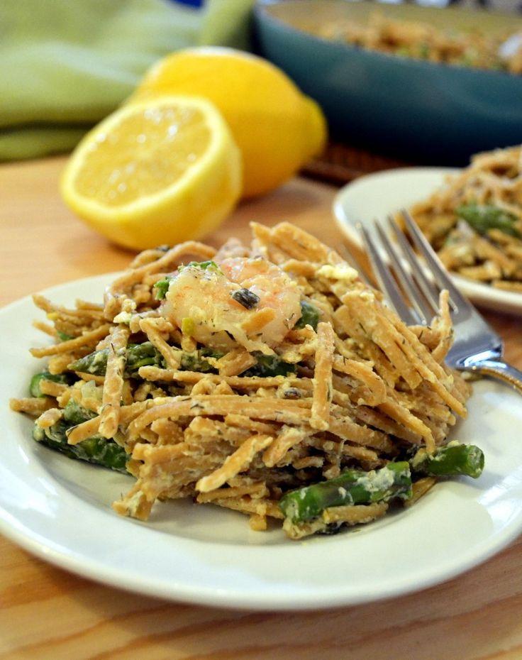 fresh pasta with prawns and lemon oil recipe yummly lemon basil shrimp ...