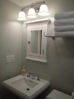 above medicine cabinet lighting lighting over surface mounted