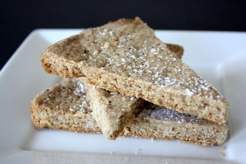 Pecan Shortbread Recipe — Dishmaps