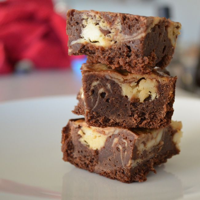 White Russian/Kahlua Cheesecake Brownies | Brownies | Pinterest