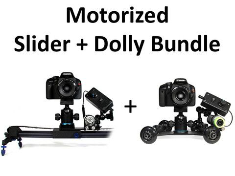 Pin by greg damiani on products i love pinterest Motorized video slider
