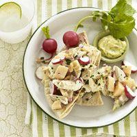 Curried Chicken Pitas Recipe - Good Housekeeping