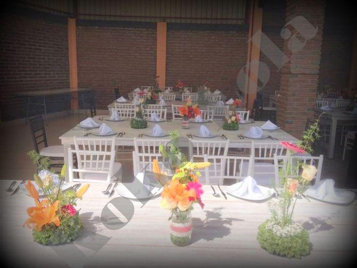 Mesas decoradas para bautizo koko lola - Mesas de boda decoradas ...