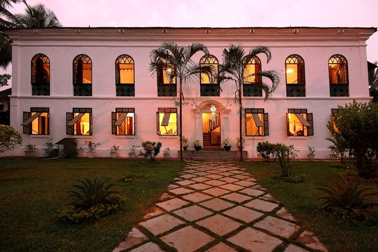 Beautiful design houses in india goa joy studio design for Architecture design for home in goa