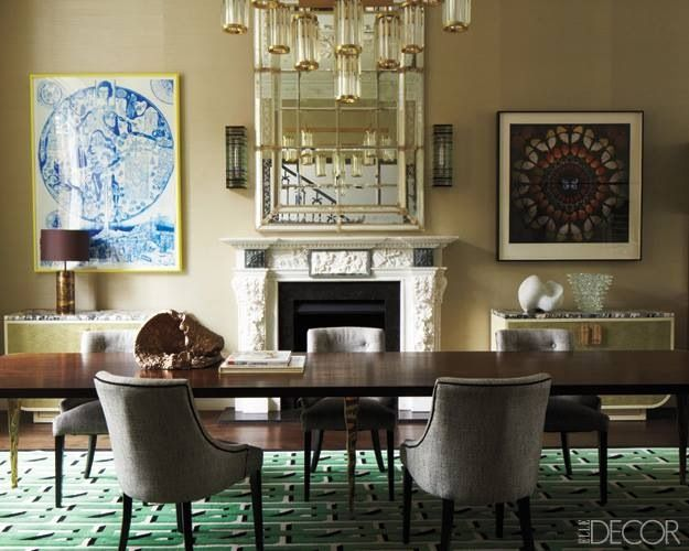 Elle decor dining room pinterest Elle home decor pinterest