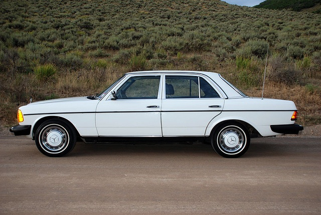 Mercedes Benz 240d 1978 Autos Pinterest