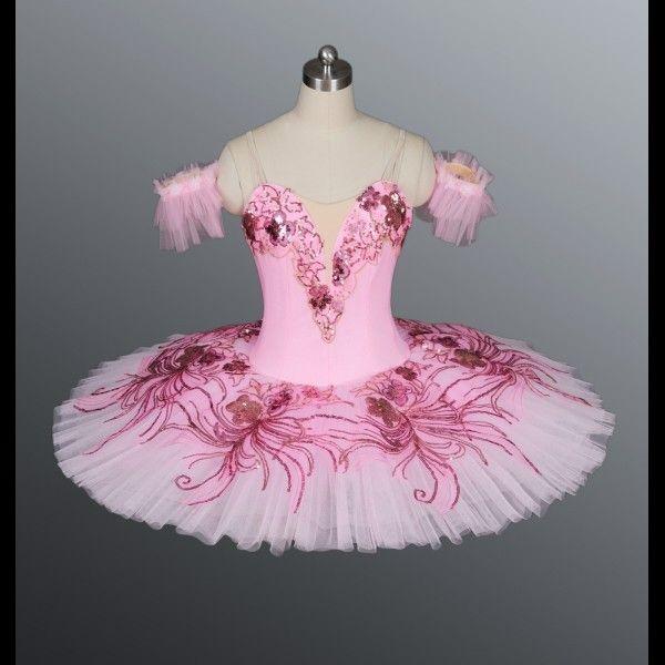 Professional Classical Ballet Tutu Pink Sugar Plum Fairy ...