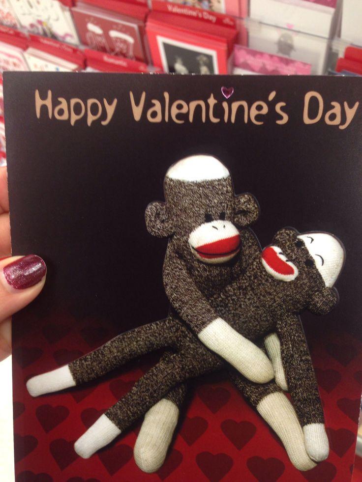 valentine monkey pictures