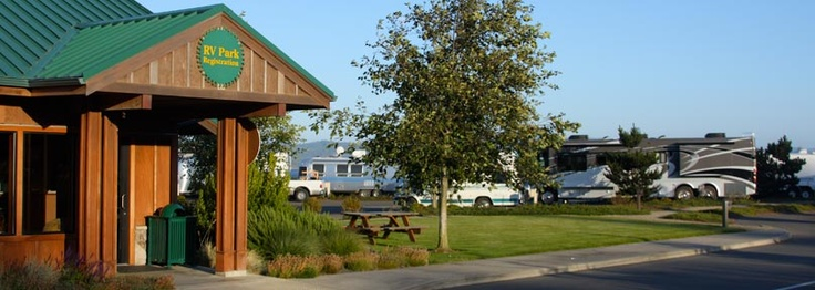 oregon casinos on the coast with rv parking
