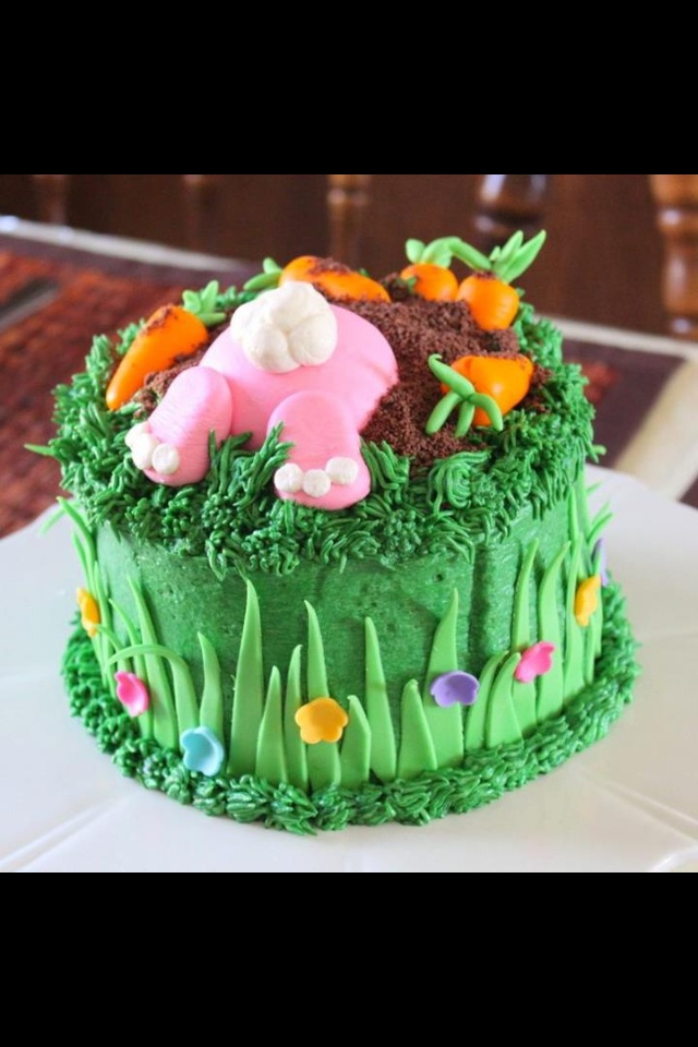 Easter Cake Design Ideas : Easter cake Cake Ideas Pinterest