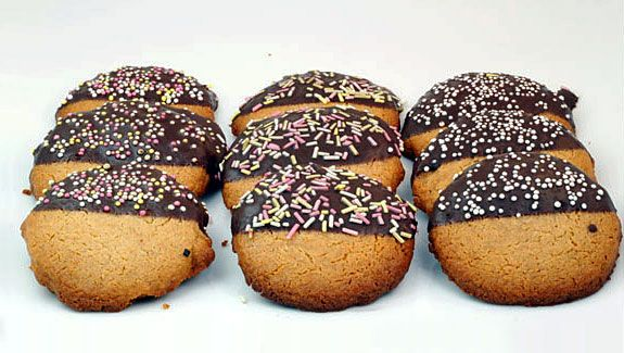 GF Ginger Shortbread Cookies | Paleo Cookie Recipe