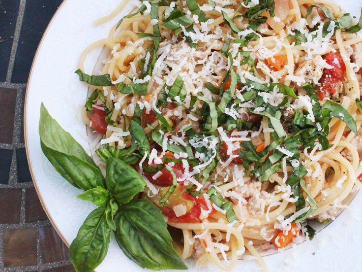 Weeknight Turkey Bolognese | To Fill My Ever-Hungry Stomach | Pintere ...