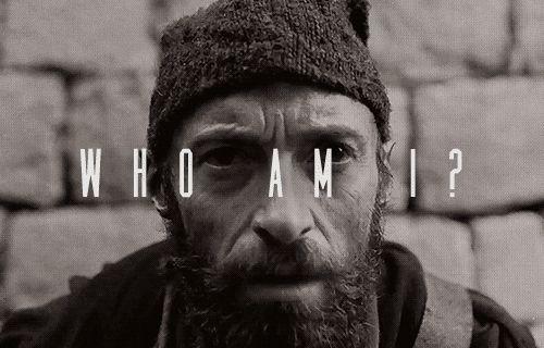 Les Mis (2012) | Who am I? #24601. Hugh Jackman (Valjean).