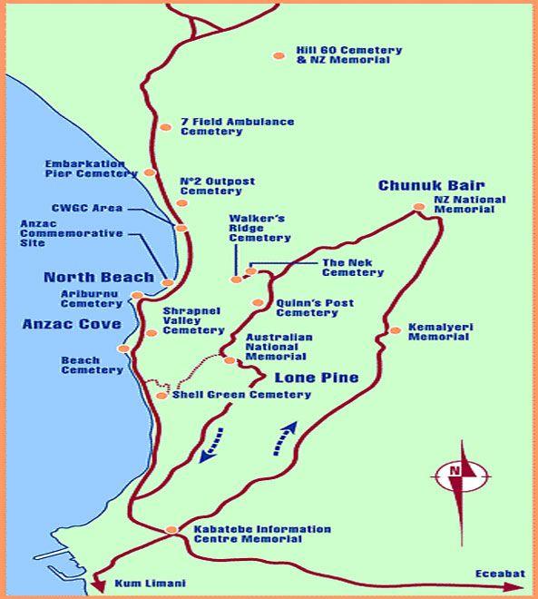 Gallipoli National Park  Gallipoli  Pinterest