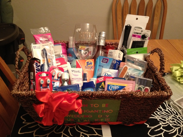 Wedding Gift Ideas Target : survival kit:) Made this for my friend Marissas bridal shower gift ...