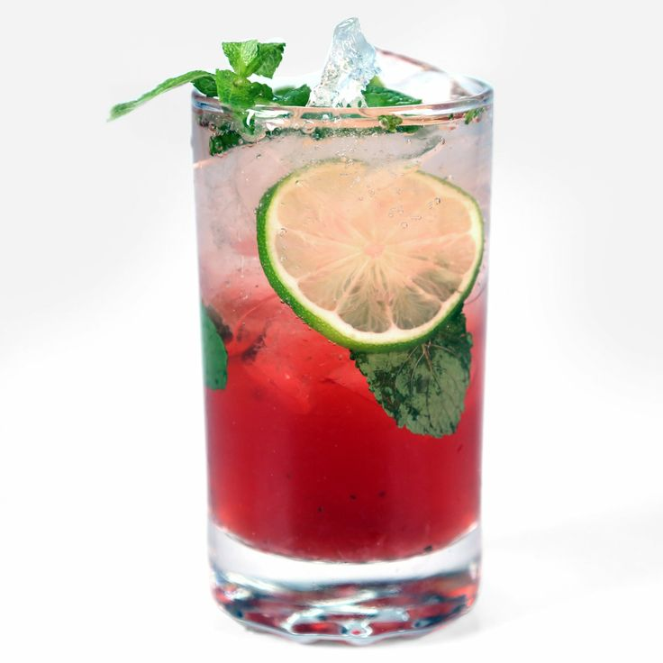 Pomegranate Mojito by Clinton Kelly – Sip on this delicious twist on ...