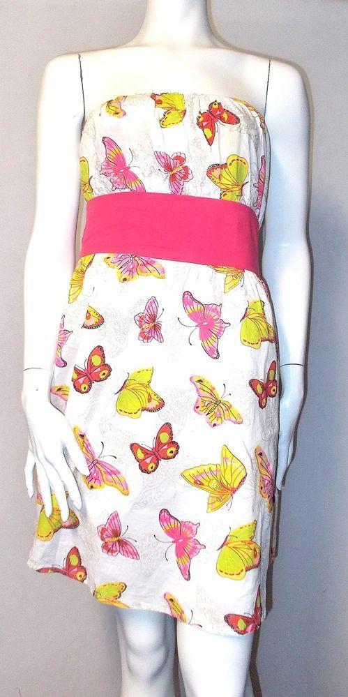 Sundress with butterflies 6