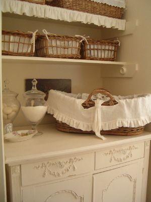 Laundry room  - basket liner