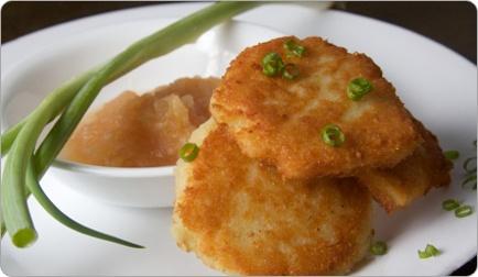 Potato Cakes   Foodtastic-ness   Pinterest
