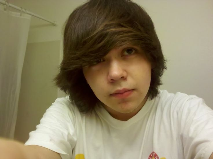 Skater Haircut Guys Hair Styles Pinterest