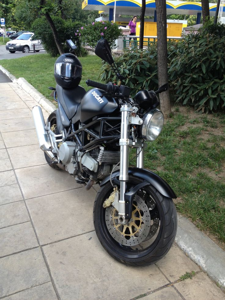 DUCATI MONST... Ducati Monster 750ie