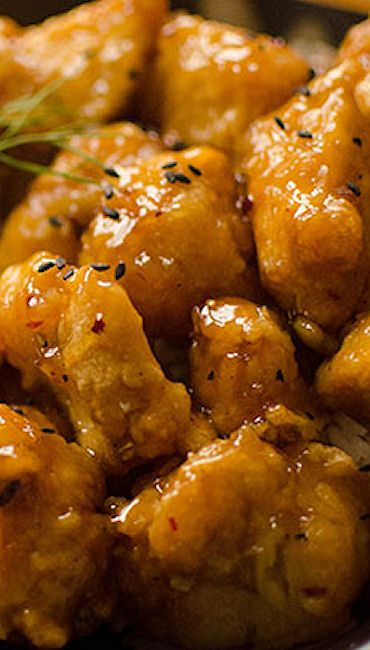 Chinese Honey Chicken | Recipes | Pinterest