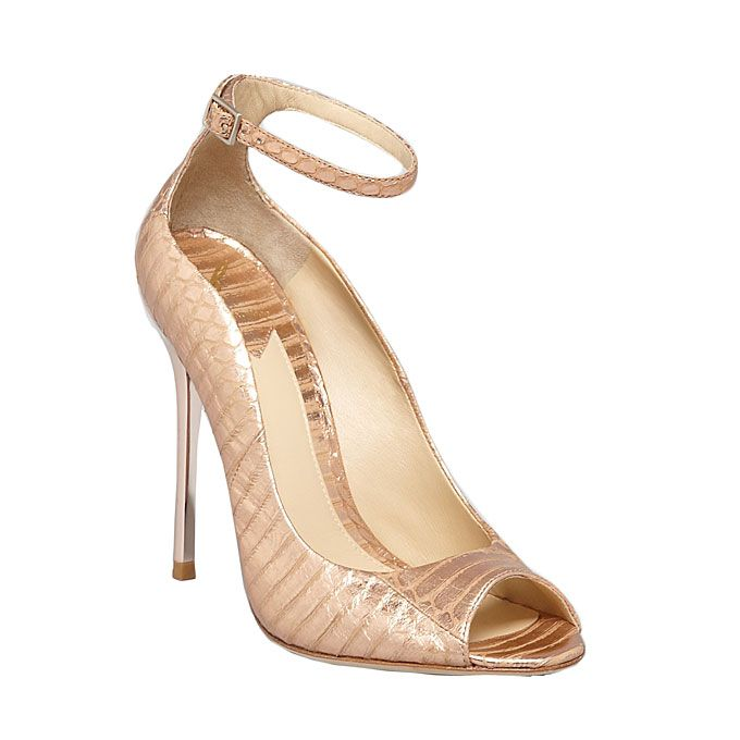 b brian atwood leida quotleidaquot high heel rose gold wedding