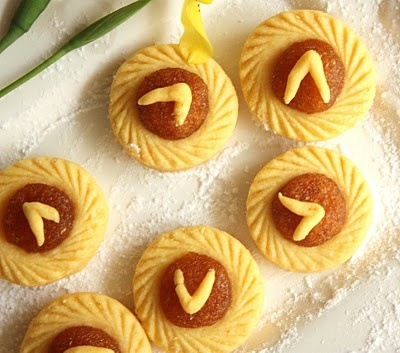 PINEAPPLE JAM TARTS | Foods: Desserts and Sweets | Pinterest