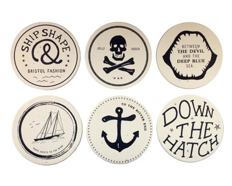 Maritime Coasters