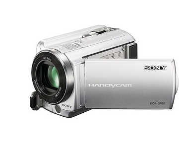 Sony Camcorder w/ 60x Optical Zoom @zuuzs and @zuuzStyle